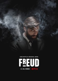 <i>Freud</i> (TV series) German crime drama television series, first broadcast in 2020