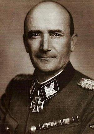 Fritz von Scholz - Fritz von Scholz, 1944.