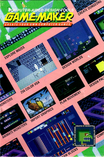 Game-Maker 1991 video game