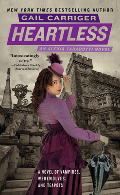 Picture of a book: Heartless