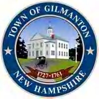 Gilmanton, New Hampshire - High Street in 1910