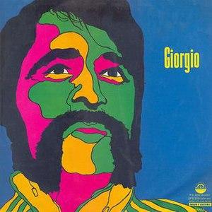 Giorgio (Giorgio Moroder album)