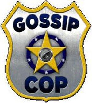 Gossip Cop - Image: Gossip Cop logo