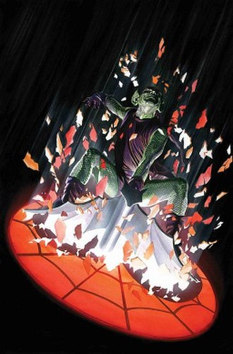Green Goblin - Image: Green Goblin (Alex Ross's art)