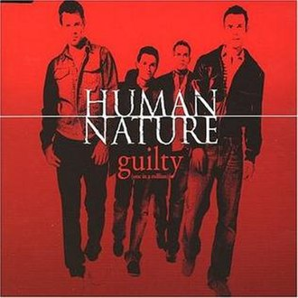 Guilty (Barbra Streisand and Barry Gibb song) - Image: Guilty (one in a million) by Human Nature