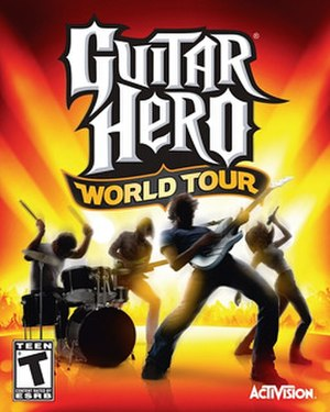 Guitar Hero World Tour - Image: Guitar Hero World Tour