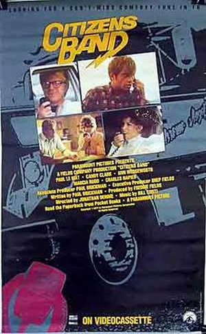 Handle with Care (1977 film) - Theatrical Release Poster