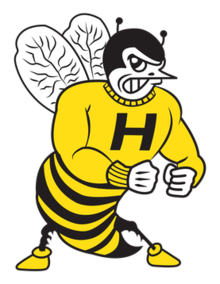 Harvard High School Hornets Logo.png