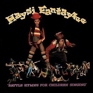 Battle Hymns for Children Singing - Image: Haysi Fantayzee Battle Hymns for Children Singing album cover