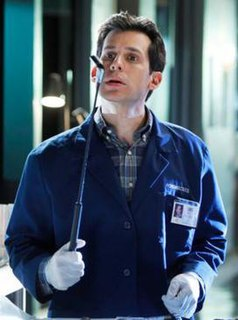 Henry Andrews (<i>CSI</i>) Fictional character on American television series CSI: Crime Scene Investigation