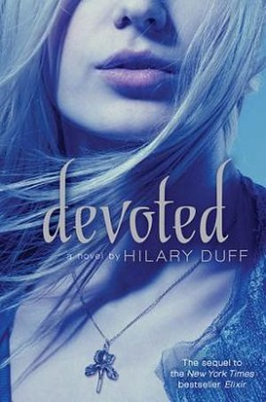 Devoted - The front cover