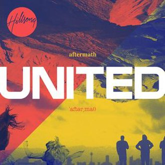 Aftermath (Hillsong United album) - Image: Hillsong United Aftermath