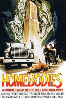 Homebodies dvd