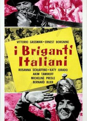 The Italian Brigands - Image: I briganti italiani