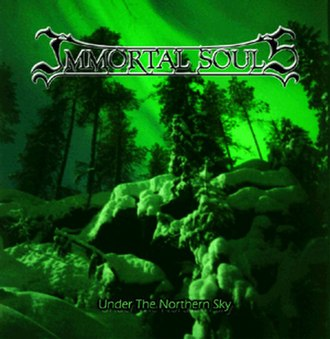 Under the Northern Sky - Image: Immortal Souls Under the Northern Sky