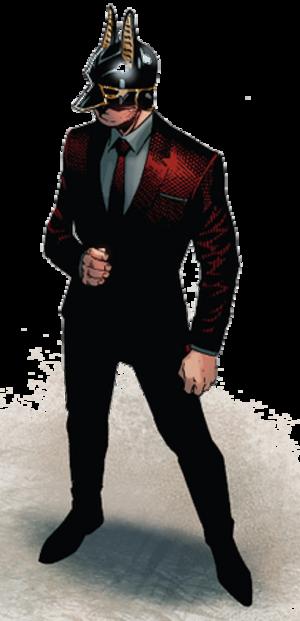 Jackal (Marvel Comics) - Image: Jackal (Ben Reilly)
