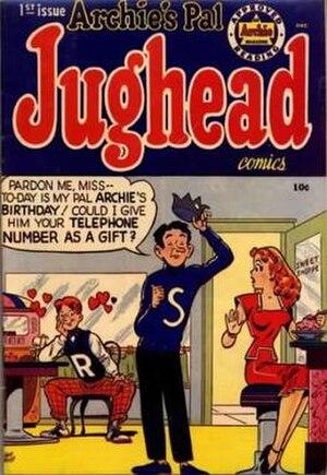 Jughead (comic book) - Image: Jughead issue 1