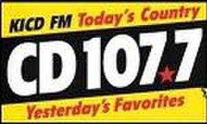 KICD-FM - Image: KICDFM