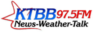 KTBB (AM) - Image: KTBB 97.5FM 600AM logo