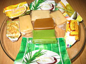 Coconut candy - Image: Keodua