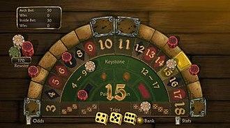 Fable II Pub Games - Keystone.