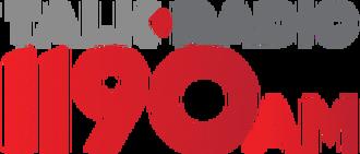 KFXR (AM) - Image: Kfxr 1190am logo