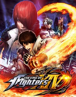 <i>The King of Fighters XIV</i> 2017 video game