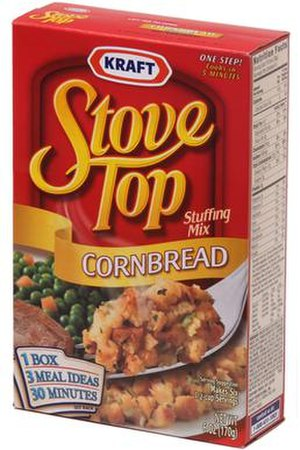 Stove Top stuffing - Stove Top Stuffing