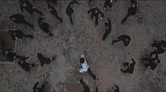 Kung Fu Hustle - Image: Kung fu hustle matrix parody