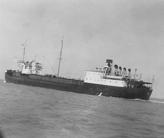 Lake tanker - An unidentified Lake tanker