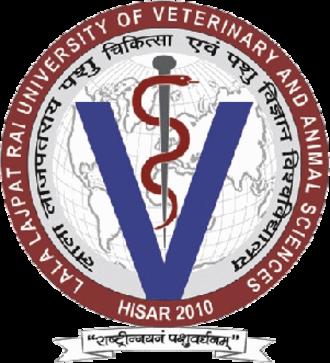 Lala Lajpat Rai University of Veterinary and Animal Sciences - Image: Lala Lajpat Rai University of Veterinary and Animal Sciences logo