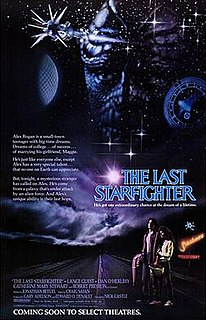 1984 American space opera film by Nick Castle