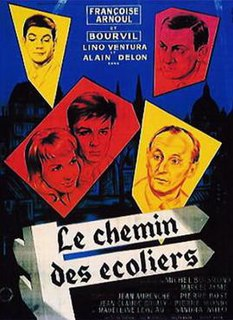 1959 film by Michel Boisrond
