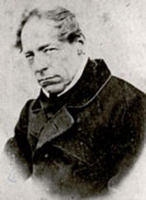 Leopold von Zenetti - Leopold von Zenetti (Museum Lauricum Enns)