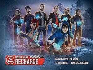 LP Recharge - Image: Linkin Park LP Recharge