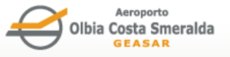 Olbia Costa Smeralda Airport - Image: Logo Olbia Costa Smeralda