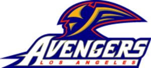 Los Angeles Avengers - Image: Los Angeles Avengers