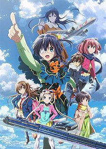 Image result for love chunibyo & other delusions take on me
