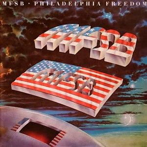 Philadelphia Freedom (album) - Image: MFSB Philadelphiafreedom