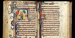 Macclesfield Psalter - The Macclesfield Psalter is regarded as a national treasure of the UK