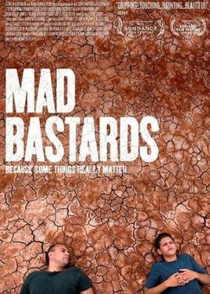 Mad Bastards - Theatrical film poster