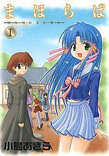 2005 shōnen manga and anime series