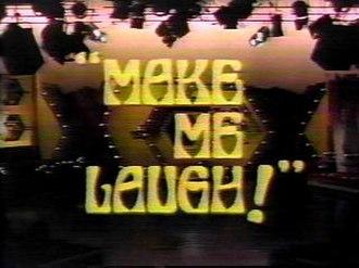 Make Me Laugh - Image: Make Me Laugh '79