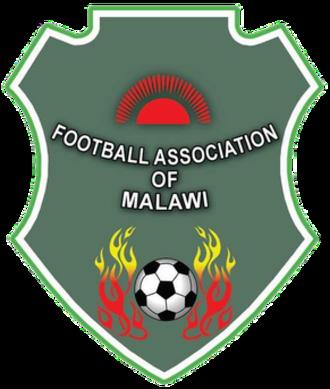 Malawi national football team - Image: Malawi FA (logo)