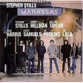 Manassas (album) - Image: Manassasss