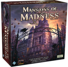 Mansions Of Madness Wikipedia