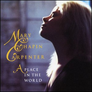 A Place in the World (Mary Chapin Carpenter album) - Image: Mary Chapin Carpenter A Placeinthe World