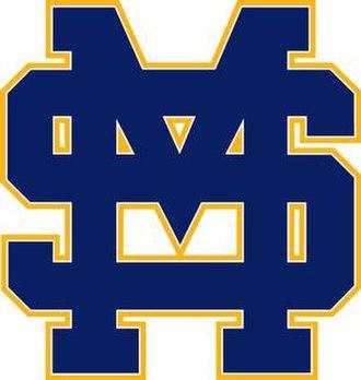Mary Star of the Sea High School - Image: Mary Star of the Sea Logo