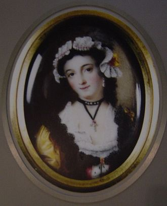 Coutts - Mary Peagram, the granddaughter of John Campbell, who married James Coutts in 1755