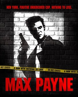 <i>Max Payne</i> (video game) 2001 third-person shooter video game